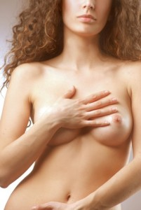 größere Brüste kleinerer Po